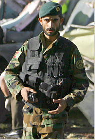 arab soldier